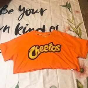 The forever 21 Cheetos collection